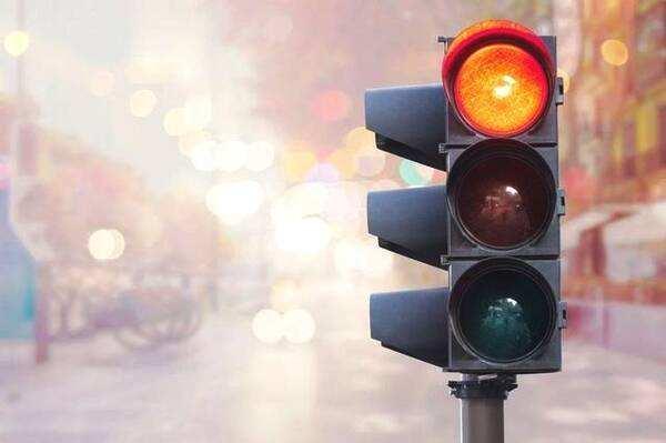 智能化红绿灯